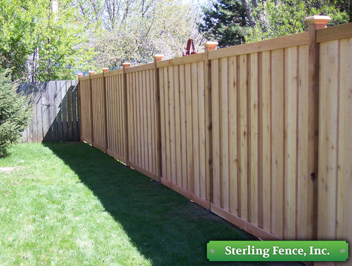 Legacy Fence Wooden Fencing Minneapolis Mn Company