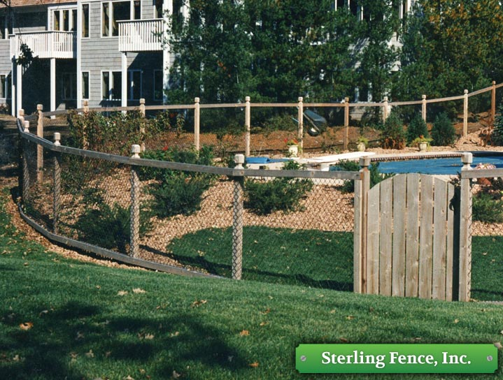 California chain link fence minneapolis mn fencing company