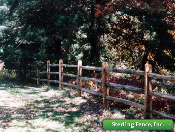 Wood Horse Fence Wooden Equine Fencing Minneapolis Mn