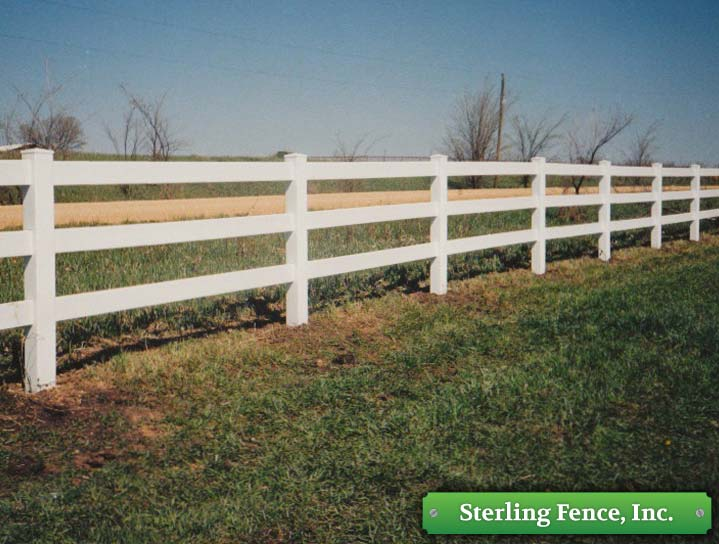 Wood Horse Fencing