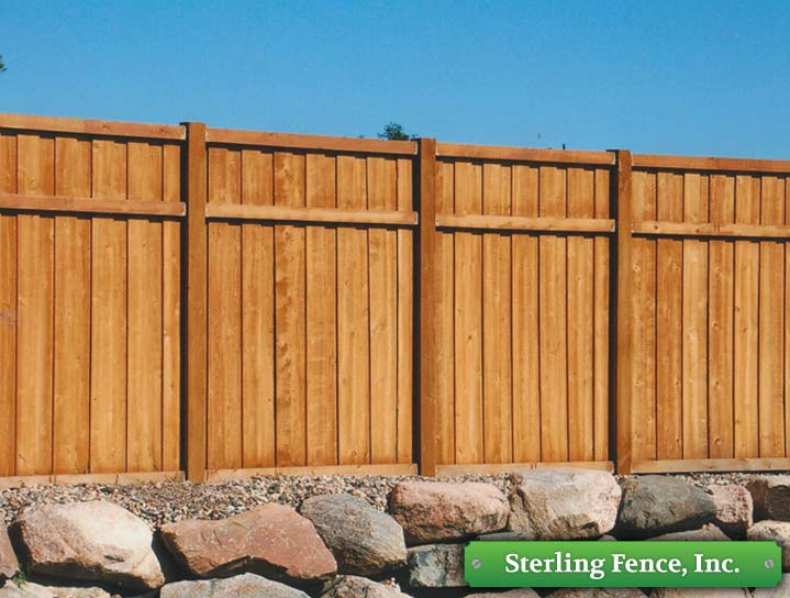 wood privacy fences. With Experienced Carpenters Wood Privacy Fences O