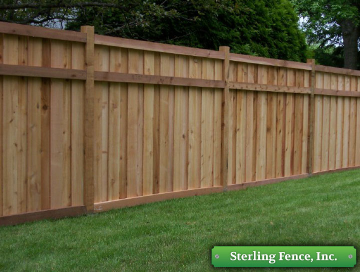 Keystone Fence Wood Privacy Fencing Minneapolis Mn